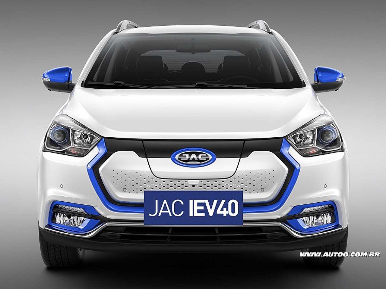 JAC iEV 40 2019