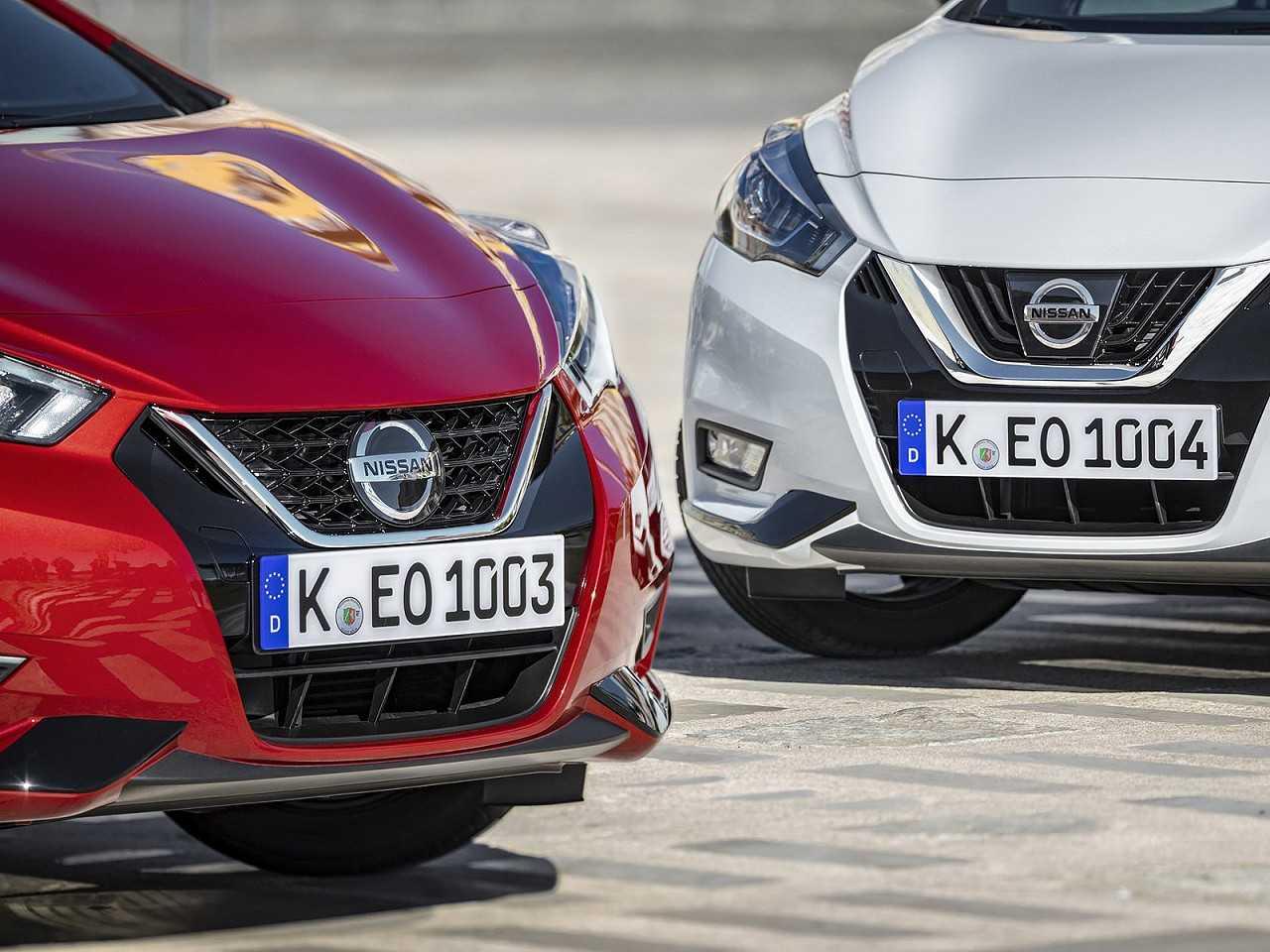 Linha Nissan Micra passa a contar com novos motores na Europa