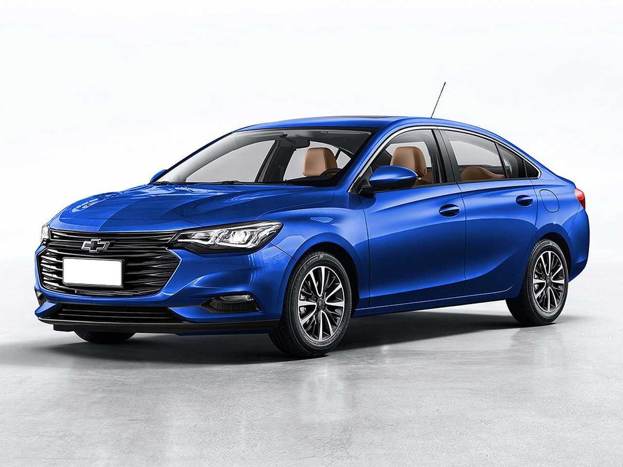 Projeção do designer Kleber Silva atualizando o que podemos esperar do novo Chevrolet Prisma