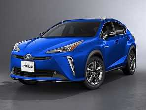 Toyota Prius pode se tornar um SUV na próxima geração