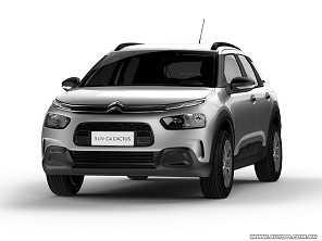 Citroën volta a oferecer o C4 Cactus Feel Business para PcD