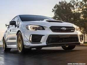 Modelo mais potente já criado pela Subaru chega aos EUA