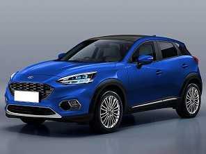 Ford avança no desenvolvimento do novo EcoSport