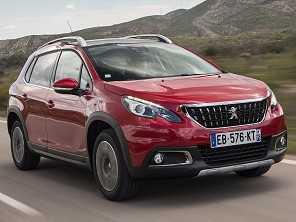Segunda geração do Peugeot 2008 será conhecida neste ano
