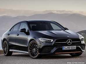 Nova geração do Mercedes-Benz CLA chega ao Brasil neste ano