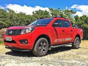 Teste: Nissan Frontier Attack 2019