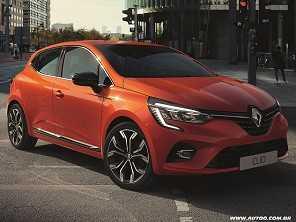 Fato raro: Renault Clio rouba a liderança de vendas do VW Golf na Europa