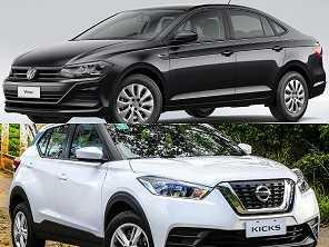 Compra com isenção: sedan ou SUV?