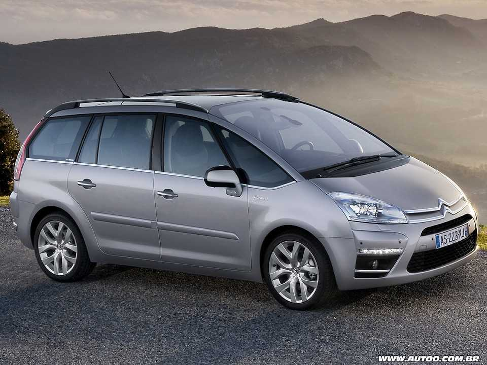 Citroën Grand C4 Picasso 2013