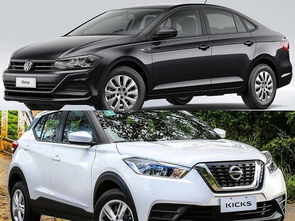 SUV ou sedan na compra com isenção de impostos?