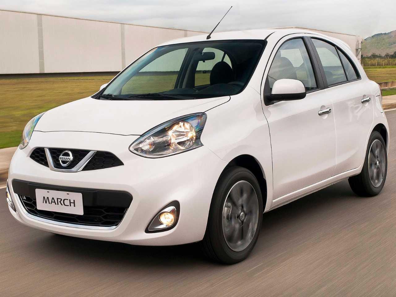 Nissan March Tera Nova Geracao Especifica Para Brasil E Regiao Adianta Site Autoo