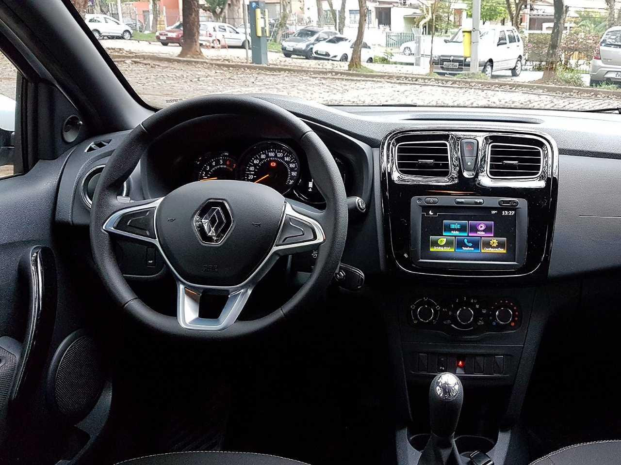 RenaultSandero 2020 - outros