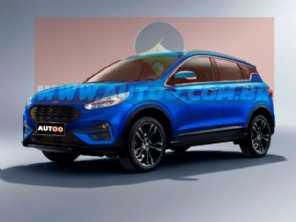 Ford prepara sucessores para a gama Ka; novo EcoSport pode ser projetado na Índia