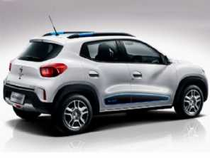 Renault vai lançar variante elétrica do Kwid na Europa