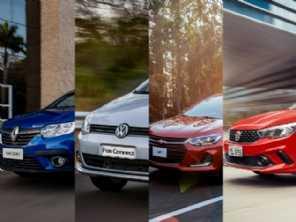 Carros acessíveis: quais as melhores opções até a faixa de R$ 50.000
