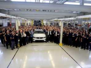 BMW comemora 5 anos da fábrica em Santa Catarina