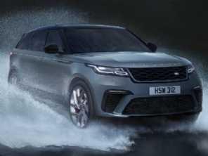 Land Rover planeja lançar SUV elétrico em 2021