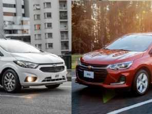 Ao separar Onix do Joy, Chevrolet poderá ter dobradinha na liderança do mercado