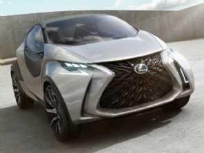 Lexus cogita entrada no mercado de compactos