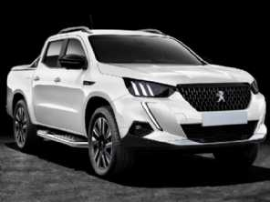 Peugeot confirma rival de Toyota Hilux e Chevrolet S10 para o Brasil