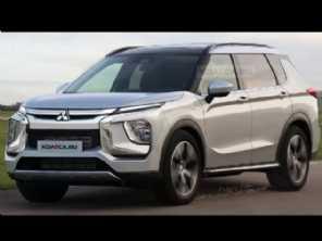 Prevista para 2020, saiba como será a nova geração do Mitsubishi Outlander