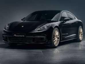 Porsche comemora os 10 anos do Panamera com edição especial