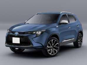 Compacto ou médio? Segmento do futuro SUV brasileiro da Toyota ainda é uma incógnita