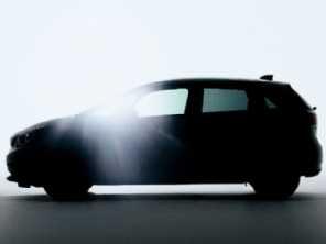 Honda divulga teaser da quarta geração do Fit
