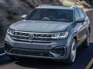 Cotado para o Brasil, VW Atlas Cross Sport é revelado nos EUA