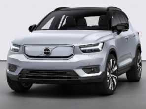 Volvo XC40 elétrico está previsto para 2021 no Brasil