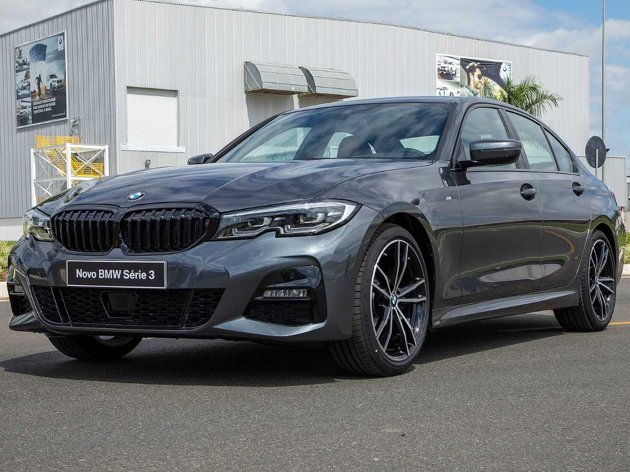 BMW Série 3 2020