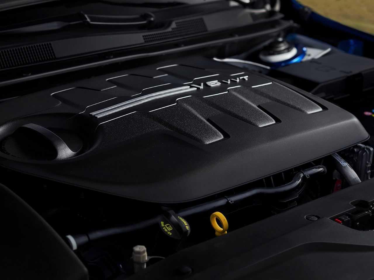 Motor 3.6 V6 Pentastar: unidade de potência amplamente usada na gama FCA