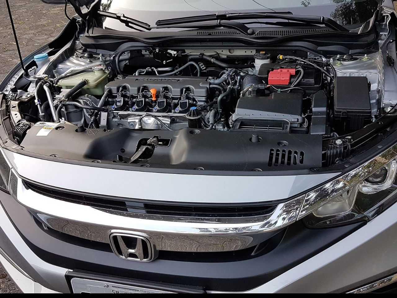 HondaCivic 2020 - motor