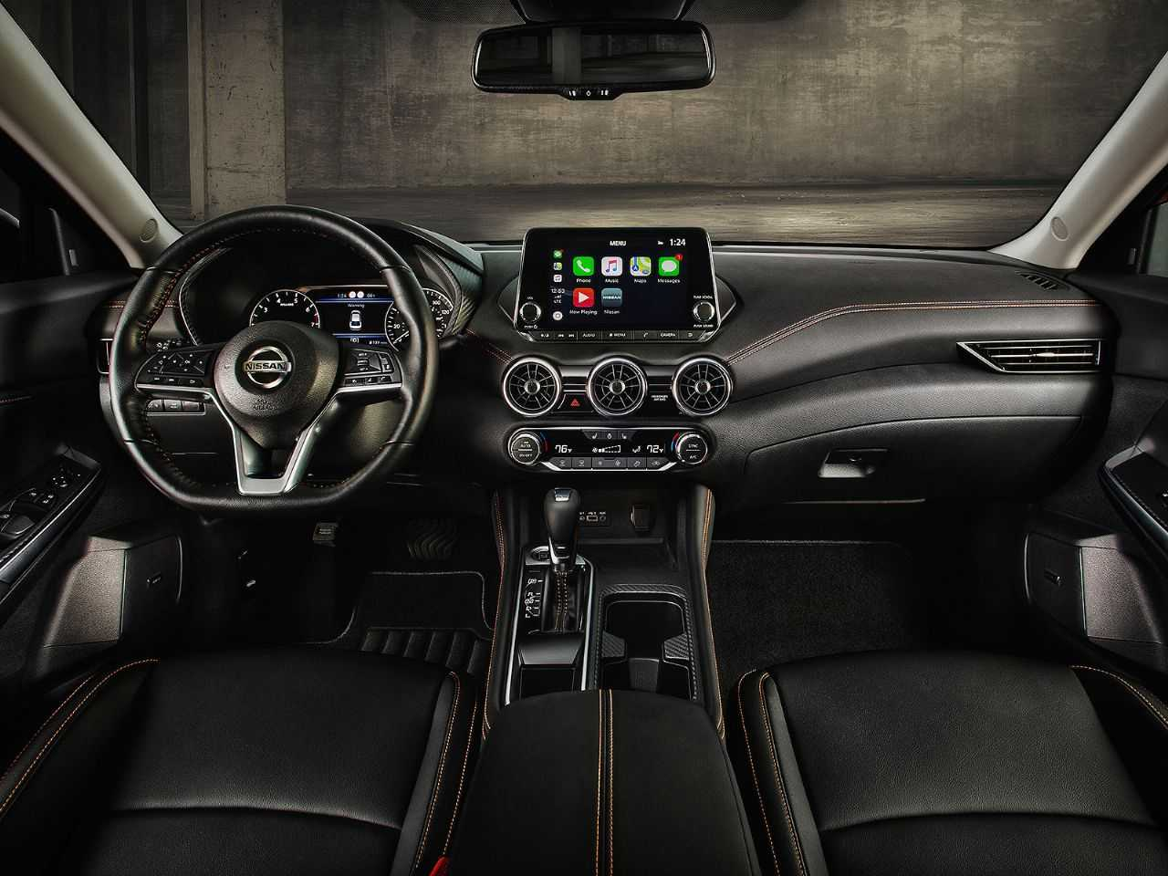 NissanSentra 2020 - painel