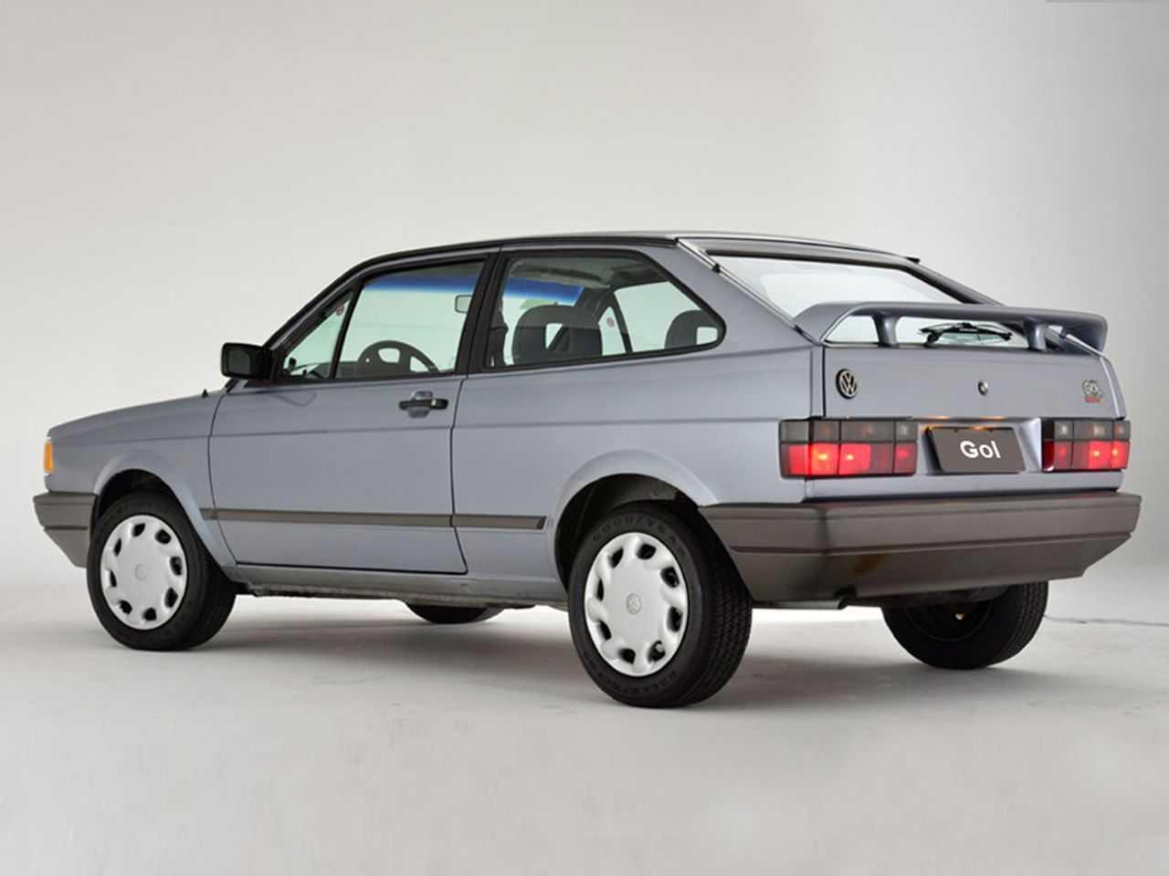 VolkswagenGol 1994 - ângulo traseiro