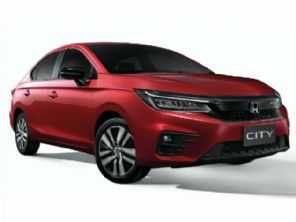 Honda City pode ganhar carroceria hatch na China