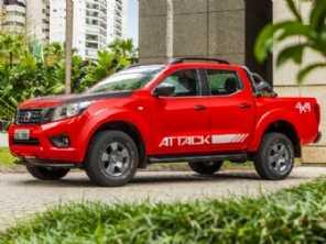 Nissan Frontier ganha novos acessórios para a linha 2020