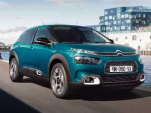 Citroën C4 Cactus deverá se tornar um SUV-cupê na próxima geração