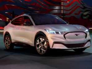 Fernando Calmon: Mustang Mach-E deverá chegar ao Brasil