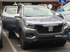 Vídeo: inédita picape média da Peugeot circula em testes pela Argentina