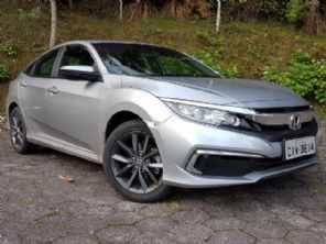 Teste: Honda Civic LX 2020