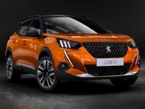Peugeot registra novo 2008 no Brasil