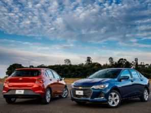 Chevrolet Onix terá opção de motor 1.2 turbo no Oriente Médio