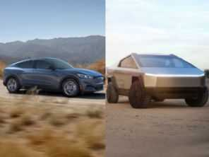 Mustang Mach-E e Cybertruck: o design automobilístico passou os limites do bom senso?