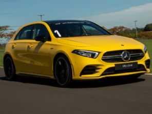 Avaliação rápida: Mercedes-AMG A 35 4MATIC