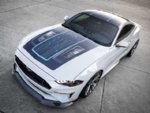 Ford afirma que Mustang elétrico está no horizonte