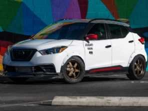 Nissan apresenta Kicks com motor turbo para o SEMA Show