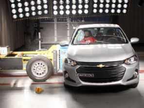 Latin NCAP: novo Onix 2020 alcança nota máxima em segurança