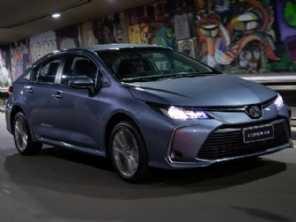 Novo Corolla esportivo pode ter motor três cilindros