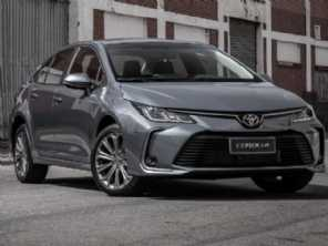 Corolla blindado: Toyota oferece serviço certificado partindo de R$ 58.300